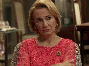 Matilde, desilusionada con Azevedo por la intromisión de Mariola