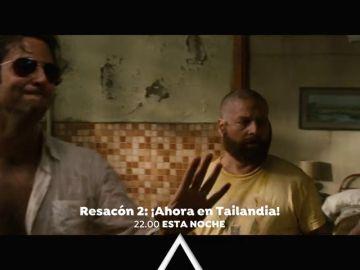 Antena 3 emite 'Resacon 2: Ahora en Tailandia'
