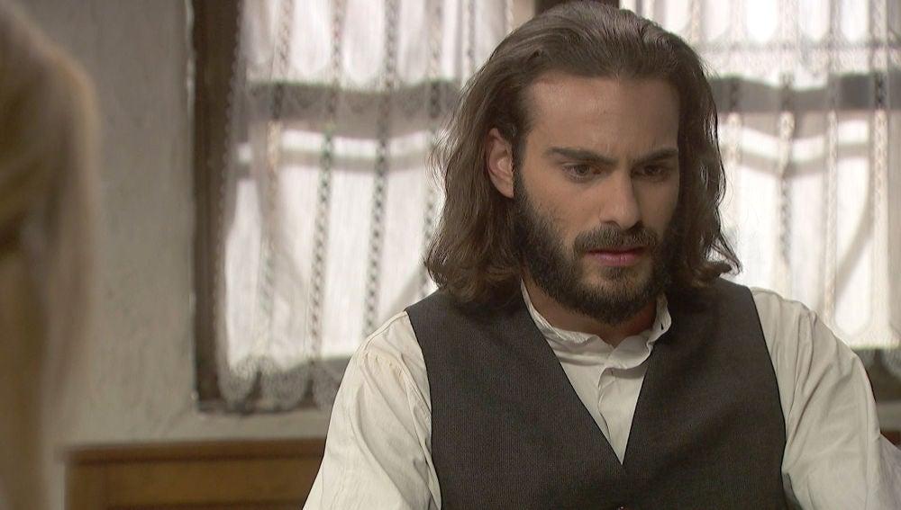 "Isaac reune a Elsa y Antolina: ""He de incorporarme a filas lo antes posible"""