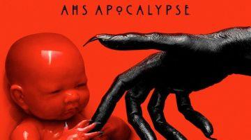 Cartel octava temporada 'American Horror Story'