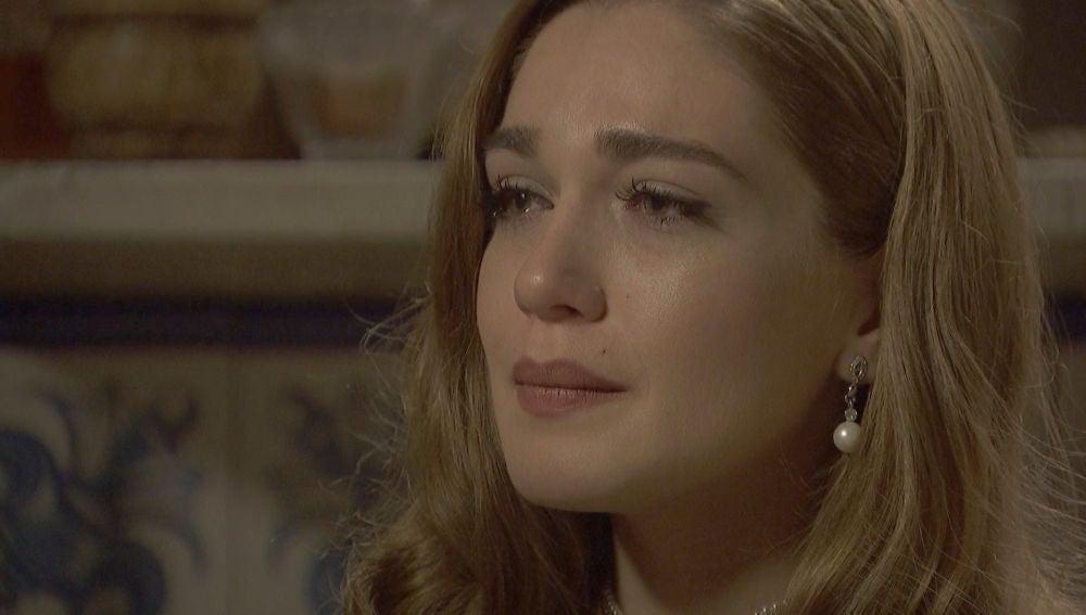 Julieta confiesa su intención al entregarse a Prudencio