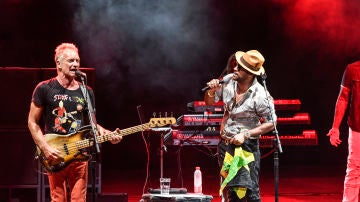"Sting y Shaggy se coronan en Starlite con un ""sold out"""