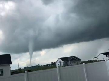 Varios tornados en Iowa