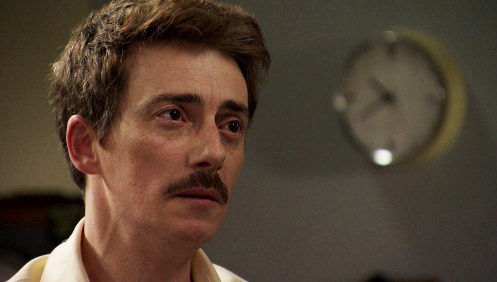 """Diego no puede soportar la muerte de Marta: """"No puedo quedarme a ver cómo entierran a la mujer que quiero"""""""