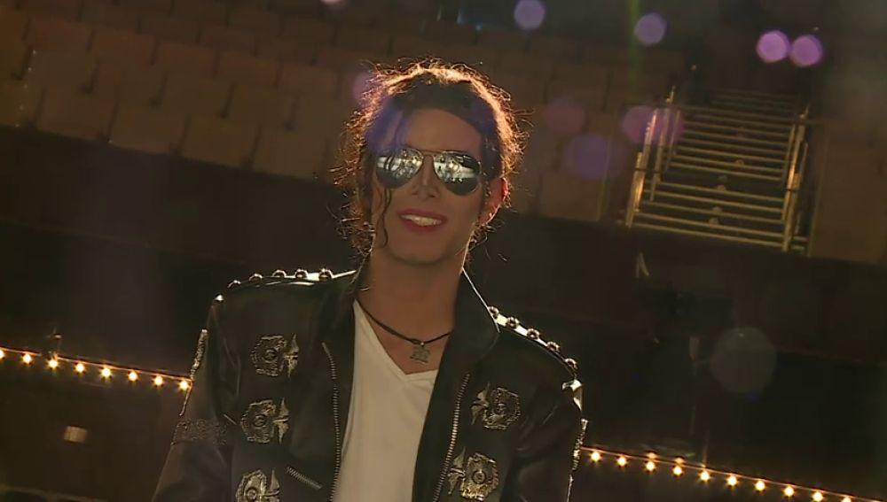 El nuevo musical sobre Michael Jackson cuenta con uno de sus mejores imitadores