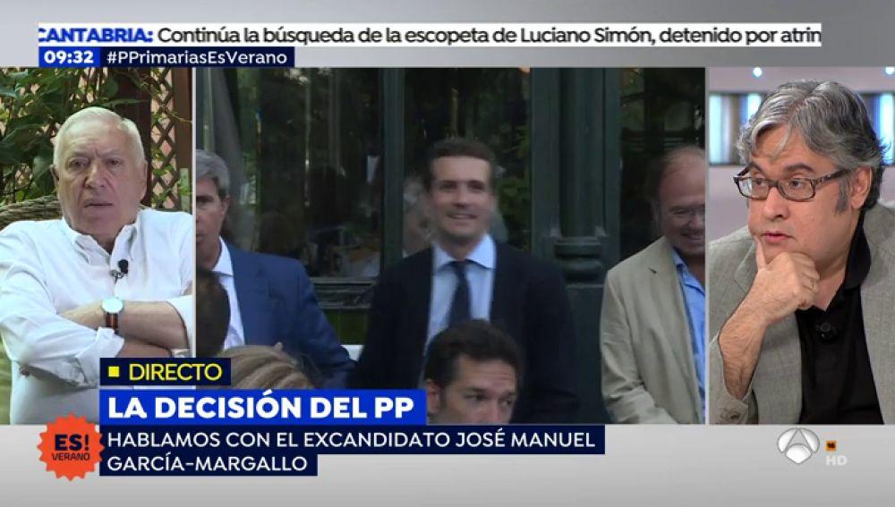Entrevista completa de José Manuel García-Margallo