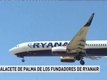 Así es el palacete de los fundadores de Ryanair en Palma