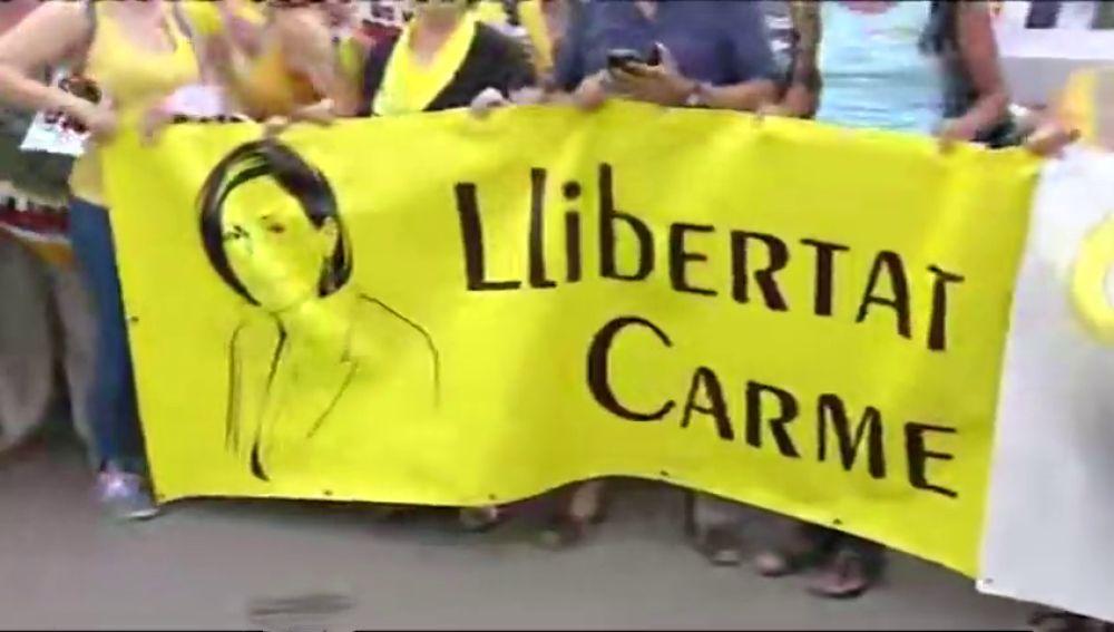 Forcadell deja la prisión de Figueres para ingresar en la de El Catllar