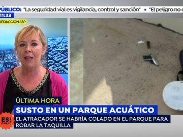 Se pide colaboración ciudadana tras el intento de atraco en un parque acuático de Torremolinos