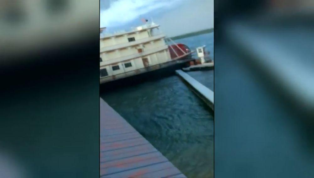 """""""El capitán nos dijo:no os preocupéis por los chalecos salvavidas, no los vais a necesitar"""", declara una de las testigos del naufragio de Missouri"""
