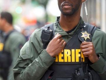 Fotografía de un Sheriff