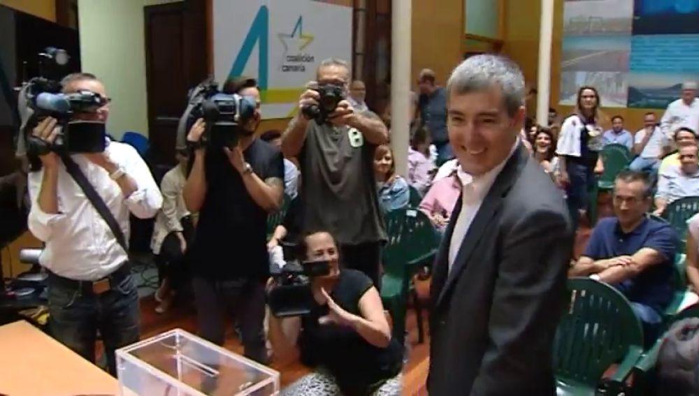 Fernando Clavijo elegido como candidato a la presidencia de las Islas Canarias