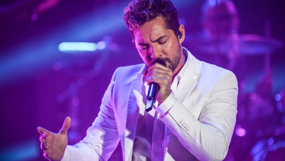 "David Bisbal arrasa en Starlite con un nuevo ""sold out"""
