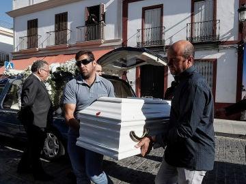 Funeral de la familia asesinada en Francia