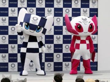 Las mascotas de Tokio 2020
