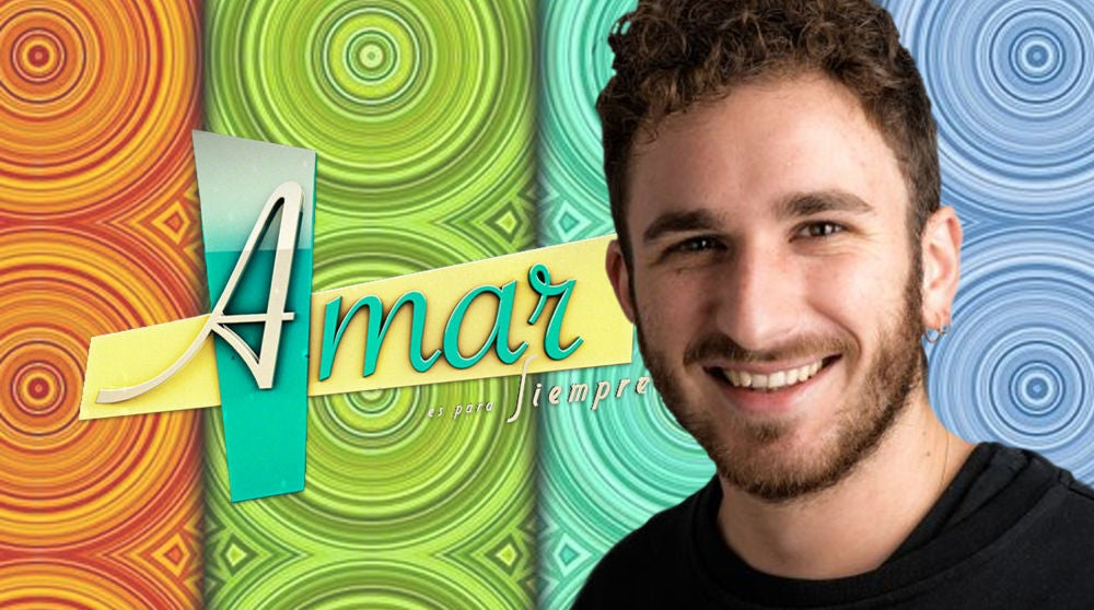 David Castillo se incorpora a la séptima temporada de 'Amar es para siempre'