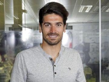 El piragüista Javier Hernanz.