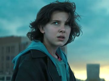 Millie Bobby Brown en 'Godzilla: King of the Monsters'
