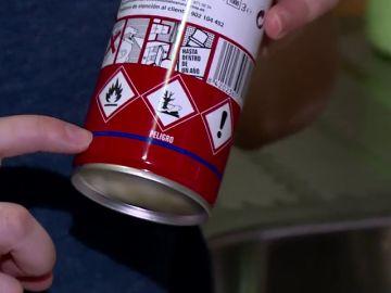 No saber qué significan las etiquetas de los productos tóxicos puede ser muy peligroso