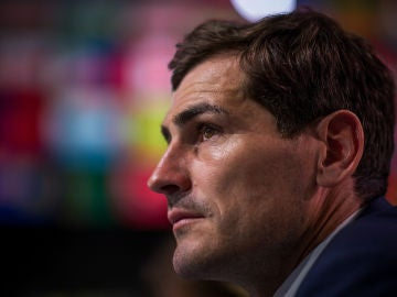 Iker Casillas en el FIFA Congress
