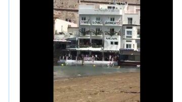 Captura del vídeo