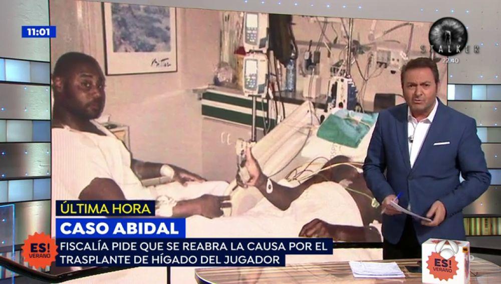Fiscalía pide que se reabra la causa del trasplante de hígado de Éric Abidal y se determine la identidad del donante