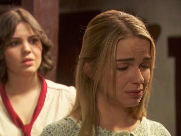 "Antolina se confiesa a Marcela: ""Isaac es mi vida y pertenece a otra"""