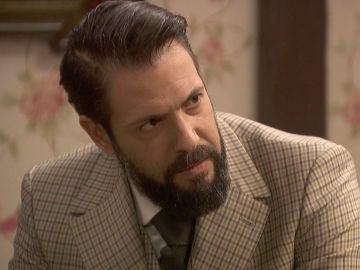 """Severo, a Irene: """"No voy a permitir que Francisca os haga daño"""""""