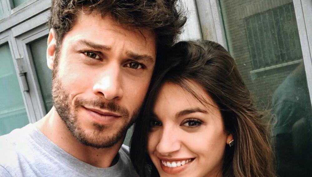 José Lamuño y Ana Guerra