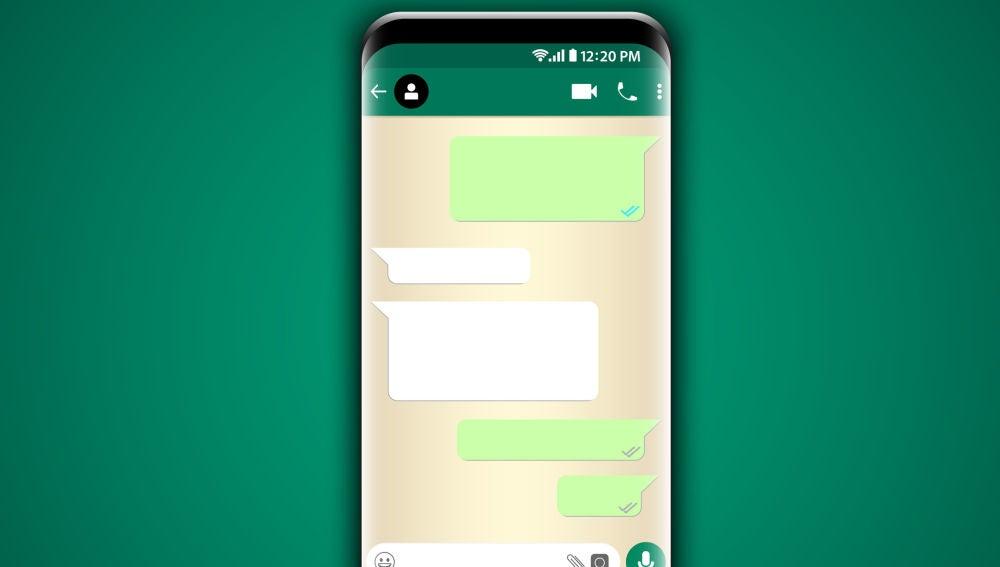 Mensaje de Whatsapp