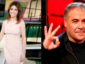 Helena Resano y Antonio García Ferreras
