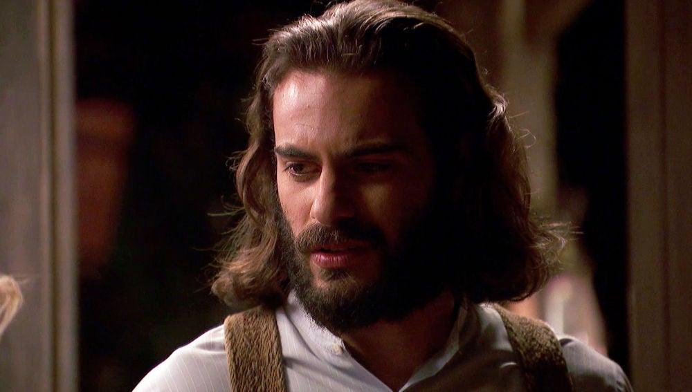 """Isaac le dice a Antolina que Elsa sabe toda la verdad: """"Tenemos que cargar con este error toda la vida por desgracia""""."""