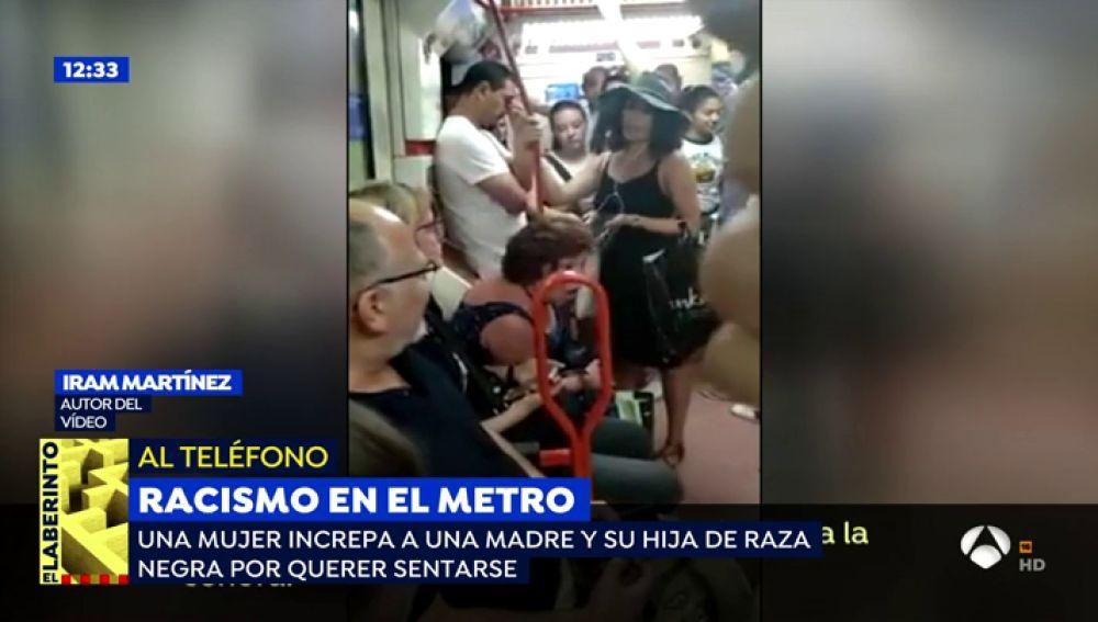 """Testigo del ataque xénofobo: """"Figuras públicas están dando un discurso que se ve reflejado en la calle"""""""
