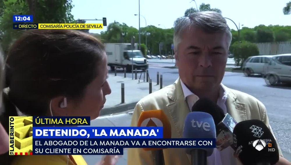 El abogado de 'La Manada'