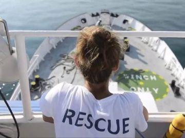 El buque 'Aquarius' regresa al Mediterráneo tras escalar en Marsella