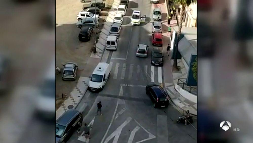 PERSECUCION POLICIA - PARA LA TUYA
