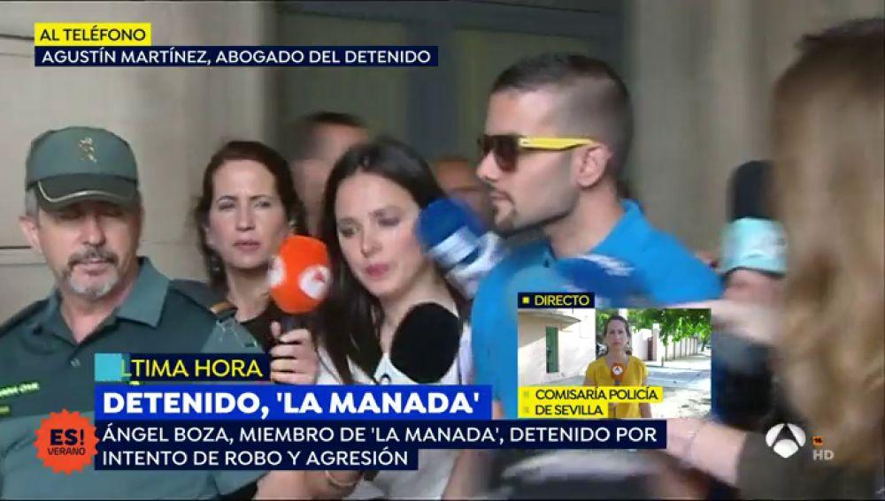 """Abogado de Ángel, miembro de 'La Manada': """"Cada uno es responsable de sus actos y tendrá que 'apechugar'"""""""