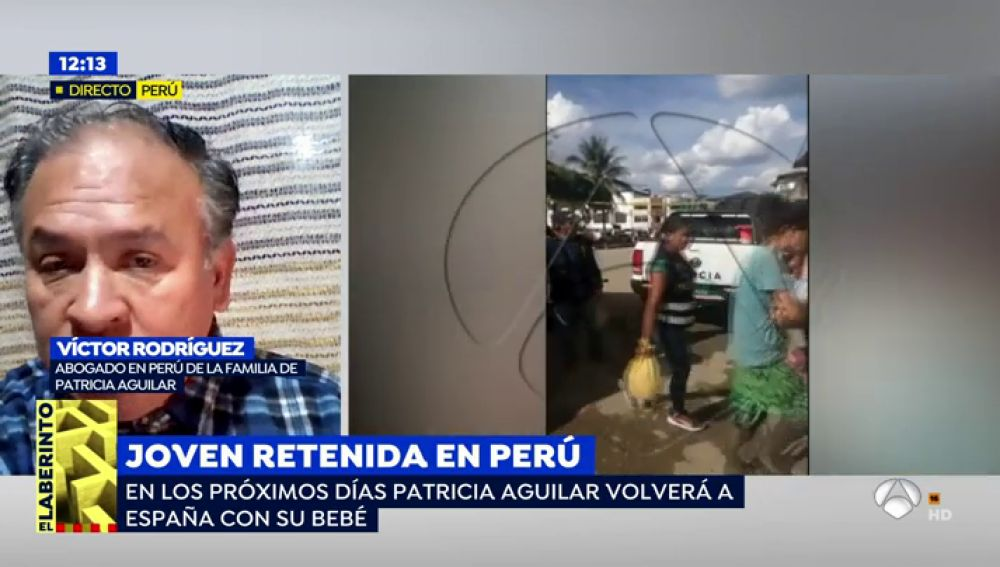 """Abogado de Patricia Aguilar: """"Entre una o dos semanas la familia podrá viajar a España"""""""
