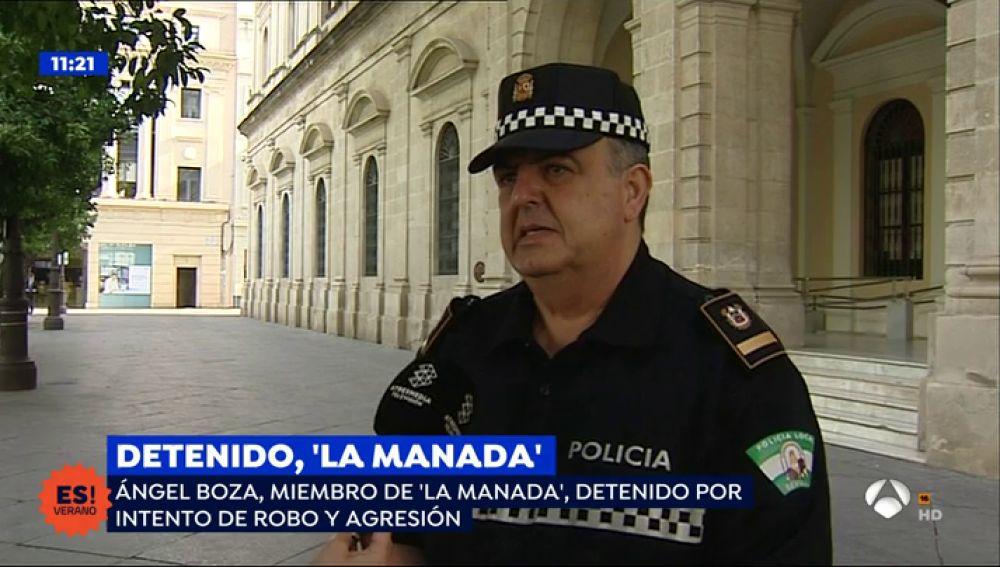 """Policía de Sevilla, sobre Àngel: """"No reconoció los hechos pero sí haber estado en el lugar"""""""