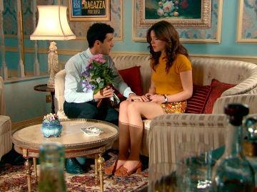 Ignacio se declara a María