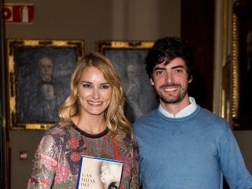 Alba Carrillo y David Vallespín