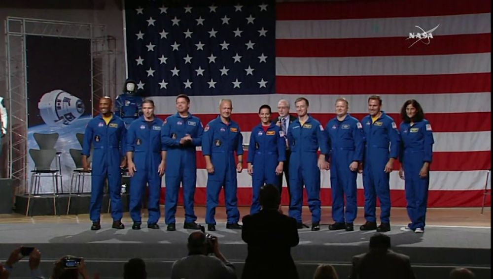La NASA anuncia la primera tripulación que viajará al espacio desde EEUU en siete años