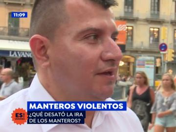 "Testigo de la pelea en Barcelona: ""Me dio miedo, podían matarme a mí"""