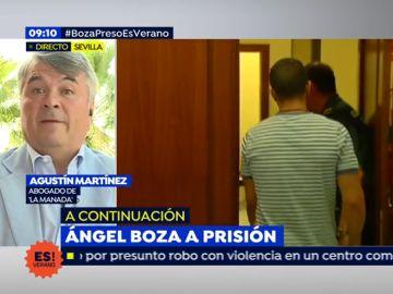 Agustín Martínez, abogado de cuatro miembros de 'La Manada'