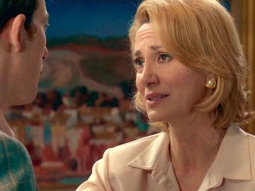 Matilde se ofrece a engatusar a Ortega para acabar con él