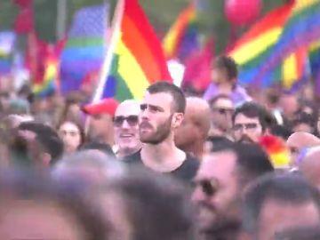 Jerusalén celebra el Orgullo LGTB con protestas por la ley de gestación subrogada