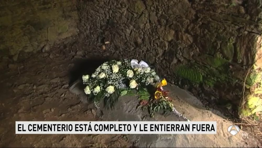 enterrado galicia
