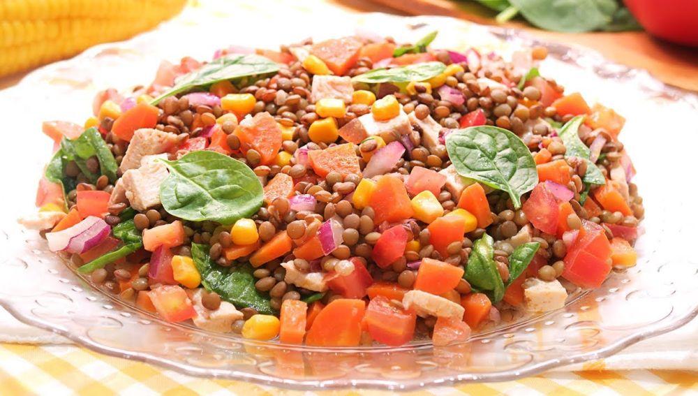Hoy empiezas dieta? Toma nota de estas ideas para tus ensaladas ...