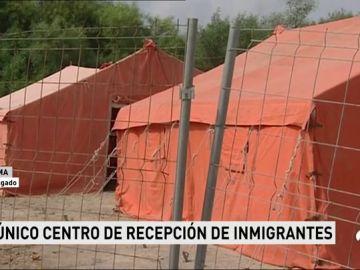 Cádiz abre el primer centro de recepción de inmigrantes