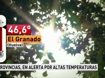 La mayor parte de España continúa en alerta por calor